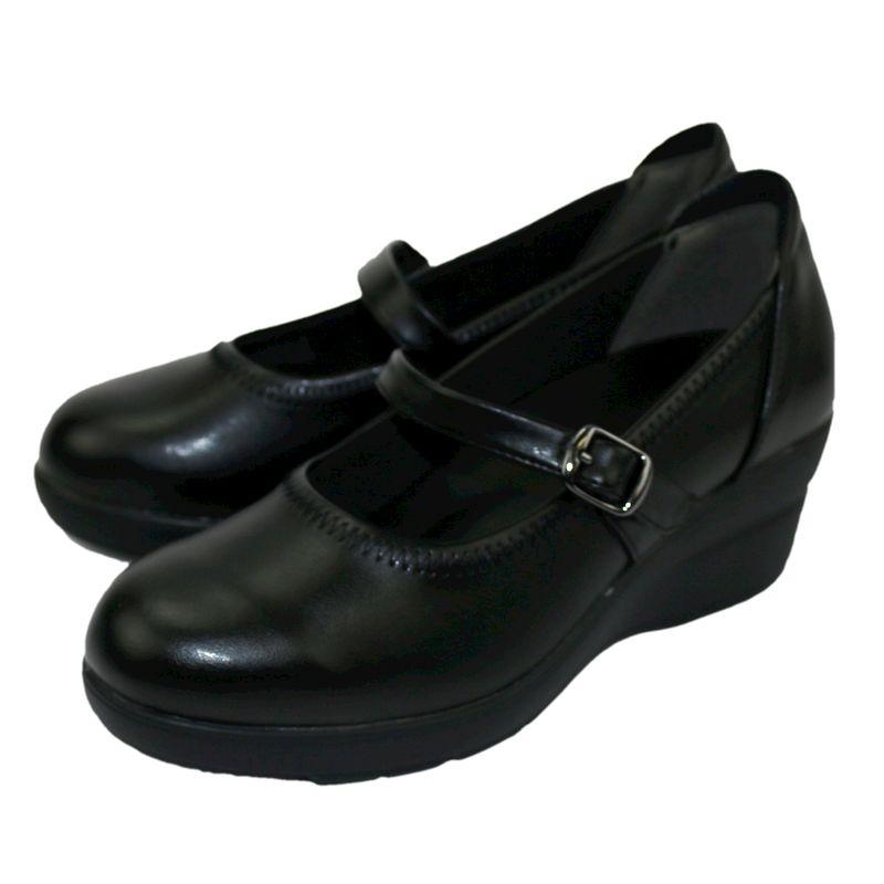 レディーワーカー Lady worker パンプス 売れ筋 レディース LO-15360 ブラック BLACK 冠婚葬祭 レディス 22.5~24.5 シューズ 靴 通勤 オフィス 保障