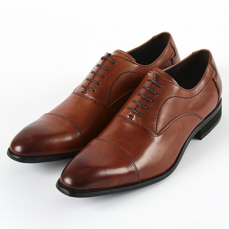 madras マドラス メンズ ビジネスシューズ ヴィアカミーノストレートチップ本革 11505 ライトブラウン 25cm~28cm 靴 シューズ