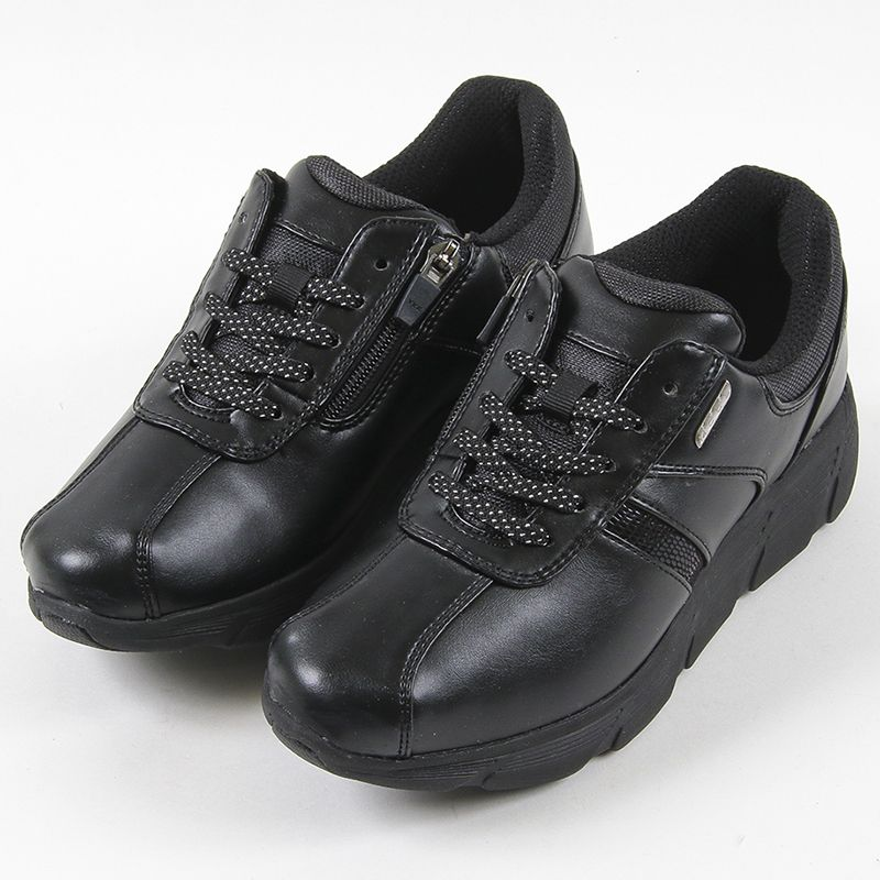 お得なクーポン配布中!&エントリーでP5倍!ニーズアップ RL-9003 ウォーキング レディース ブラック 22.5~24.5cm 靴 シューズ 歩きをサポート レディス