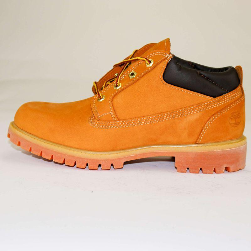 お得なクーポン配布中!&エントリーでP5倍!Timberland ティンバーランド クラシック オックスフォード ウォータープルーフ ブーツ 73538 メンズ ウィート 25.5~28cm 靴 シューズ