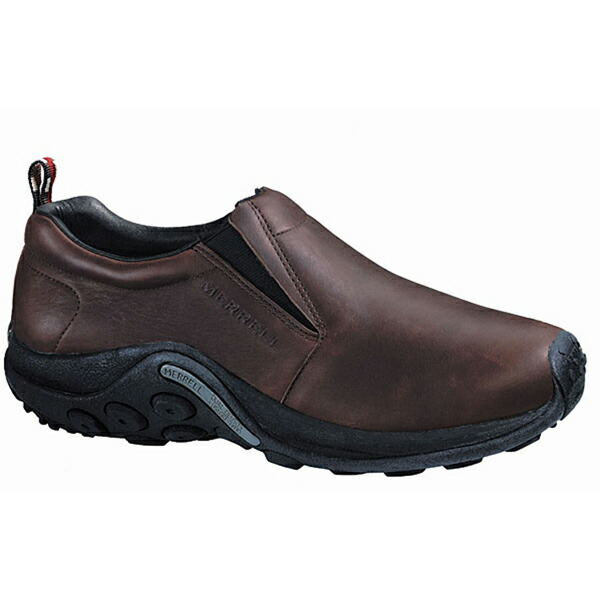 メレル MERRELL スニーカー メンズ・ユニセックス MFW-M567117 JUNGLE MOC ジャングルモック LEATHER レザー (00)DARK BROWN 7(25cm)~12(30cm)インチ レディース レディス 靴 シューズ