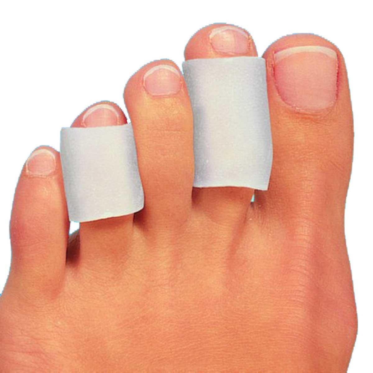 足の健康をサポートするお役立ちグッズポリマージェルで足を守ります セール特別価格 GEHWOL ゲーボルトウプロテクションリング 小 マメなど痛みの緩和《メール便可》 クリアランスsale 期間限定 1個入り魚の目 靴擦れ たこ