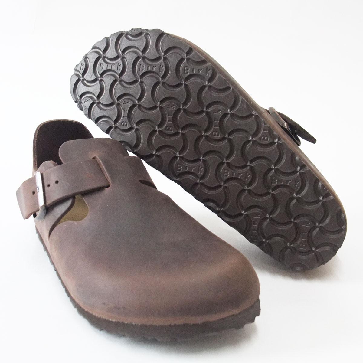 BIRKENSTOCK(ビルケンシュトック) LONDON(ロンドン)ユニセックス 166533(天然皮革/ハバナ)ドイツ生まれの快適シューズ「靴」