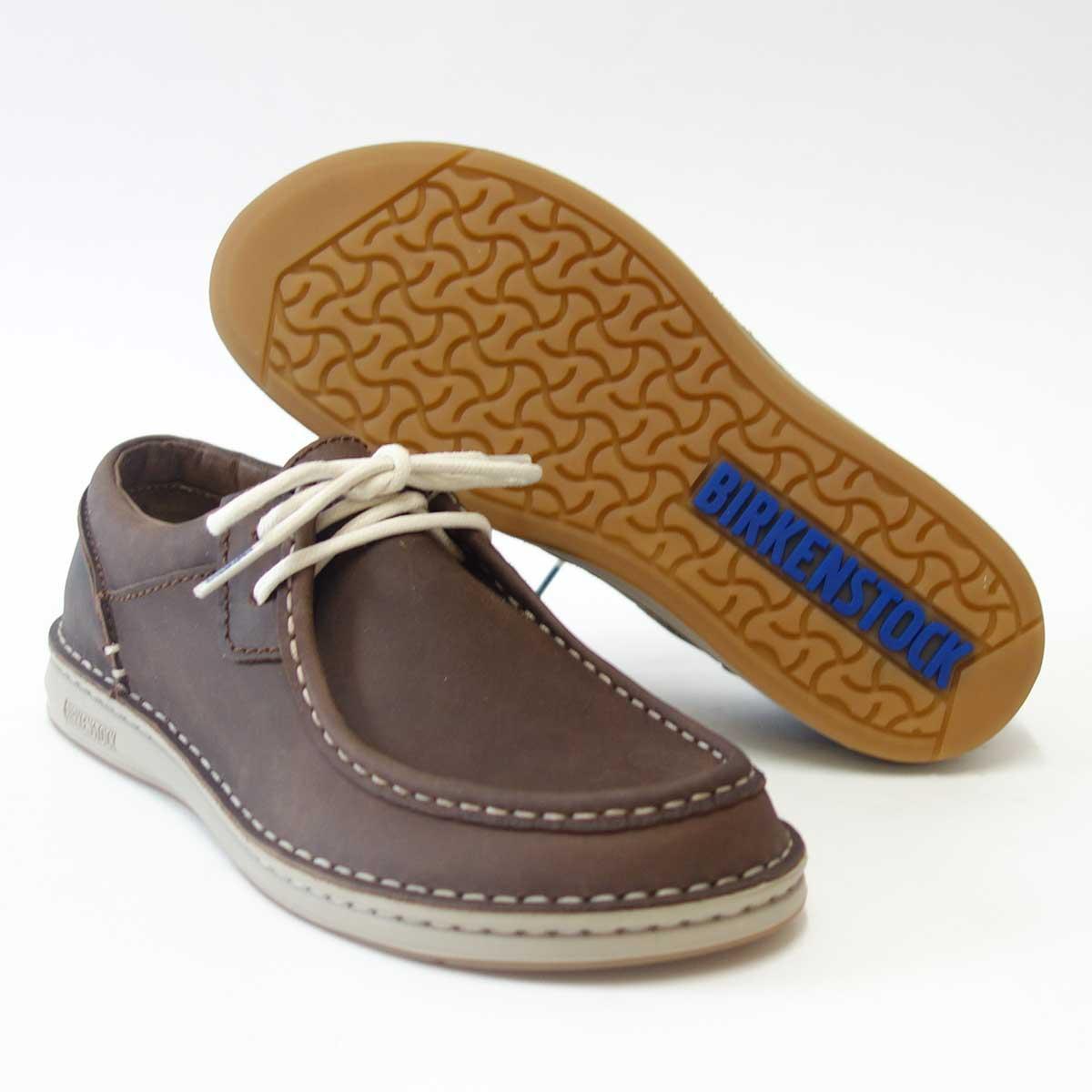 BIRKENSTOCK(ビルケンシュトック) PASADENA(パサデナ)レディース 495643(天然皮革/ブラウン)ヨーロッパ生まれの快適シューズ「靴」