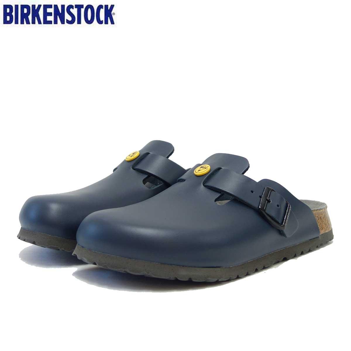 ビルケンシュトック BIRKENSTOCK プロフェッショナル BOSTON ESD(ボストン)0061388 ブルー(レディース サンダル) 「靴 」
