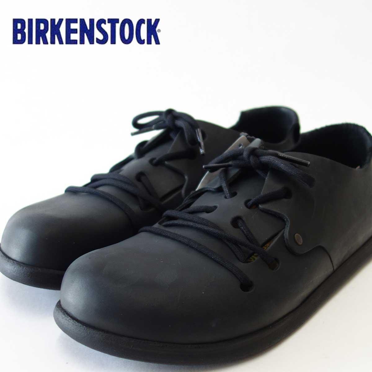 BIRKENSTOCK(ビルケンシュトック) Montana(モンタナ)ユニセックス 199263(オイルレザー/ブラック)ドイツ生まれの快適シューズ「靴」