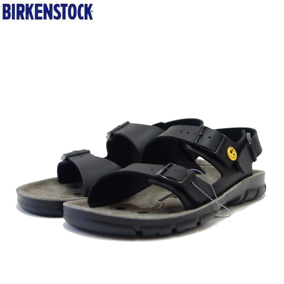 ビルケンシュトック BIRKENSTOCK プロフェッショナル KANO ESD(カノ)帯電消散機能付き 0500580 ブラック(メンズ サンダル) 「靴 」