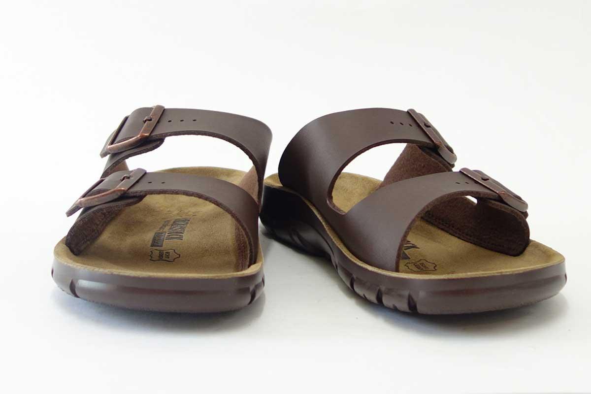 BIRKENSTOCK ビルケンシュトック プロフェッショナル BILBAO ビルバオ 520803 ダークブラウン(レディース)「靴」