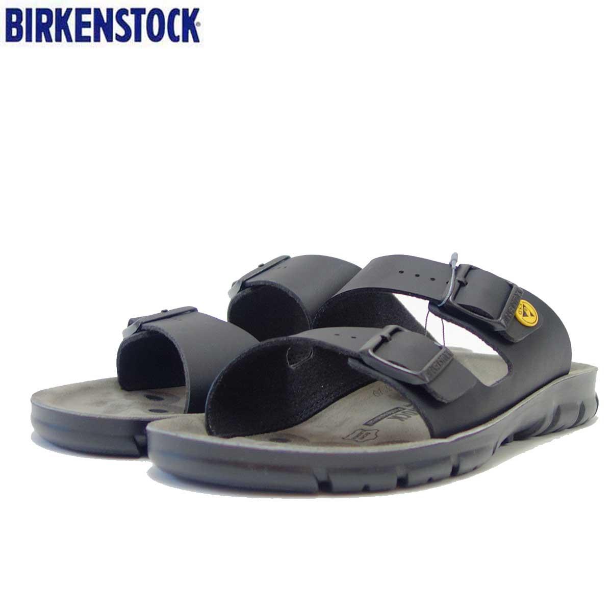 ビルケンシュトック BIRKENSTOCK プロフェッショナル BILBAO ESD(ビルバオ)帯電消散機能付き 0520840 ブラック(メンズ サンダル) 「靴 」