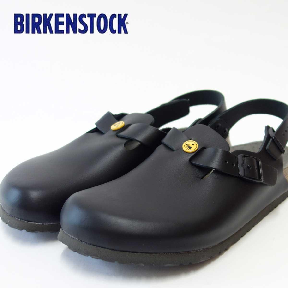 BIRKENSTOCK ビルケンシュトック プロフェッショナル<BR> Tokio(トキオ) ESD 帯電消散機能付き 061408 ブラック(レディース)ナチュラルな天然皮革アッパー<BR>「靴」サンダル ALPRO アルプロ 医療機関用