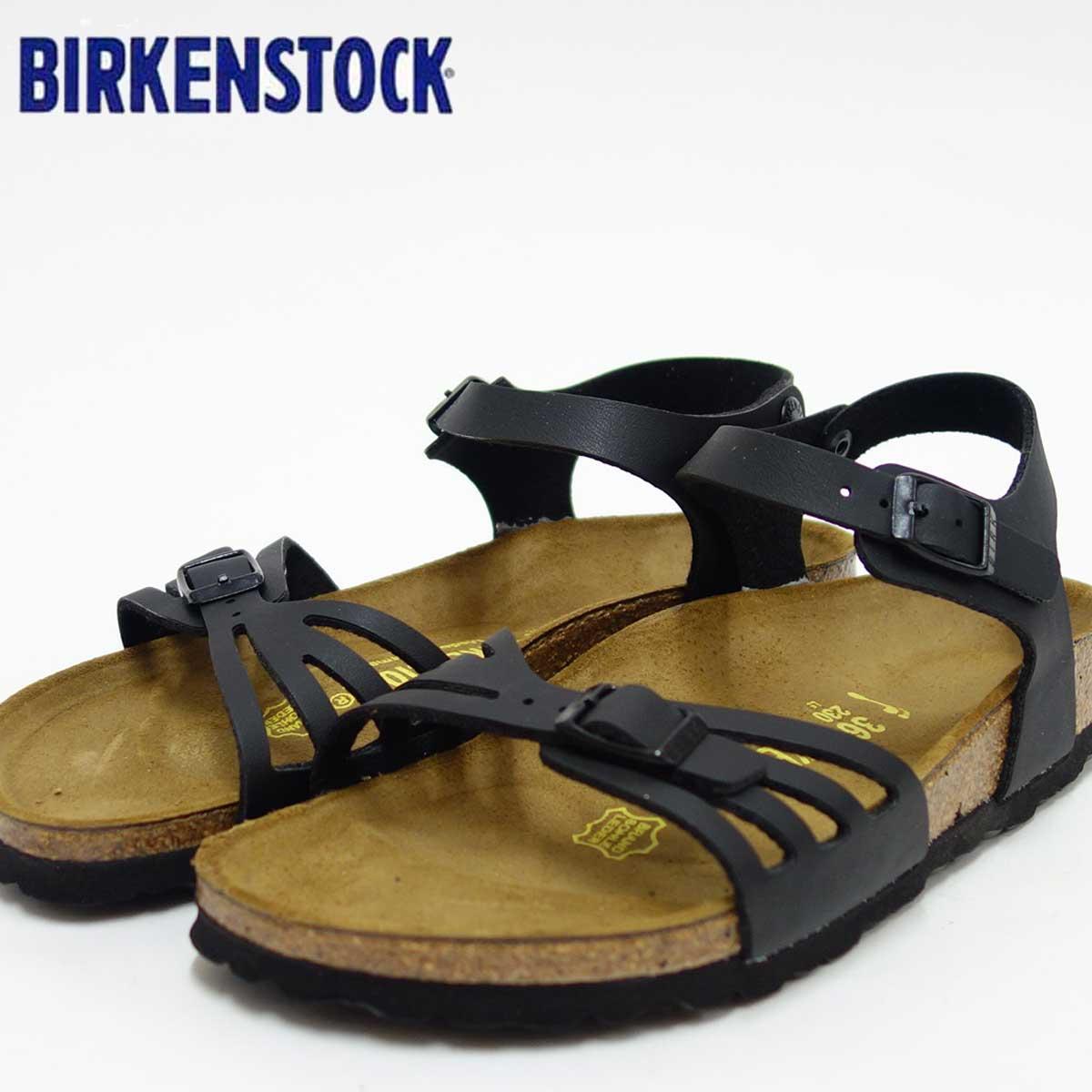 BIRKENSTOCK(ビルケンシュトック) Bali(バリ)085043(ビルコフロー/ブラック)ドイツ生まれの快適サンダル「靴」