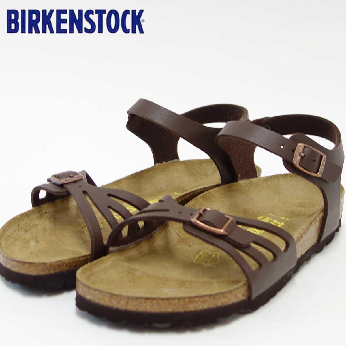 BIRKENSTOCK(ビルケンシュトック) Bali(バリ)085063(ビルコフロー/ダークブラウン)ドイツ生まれの快適サンダル「靴」