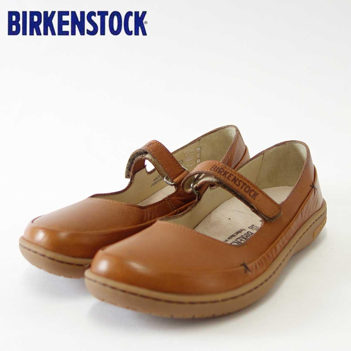BIRKENSTOCK ビルケンシュトック IONA(イオナ) GS 1004580(天然皮革/CUOIO)レディースナチュラルな甲ストラップシューズ「靴」