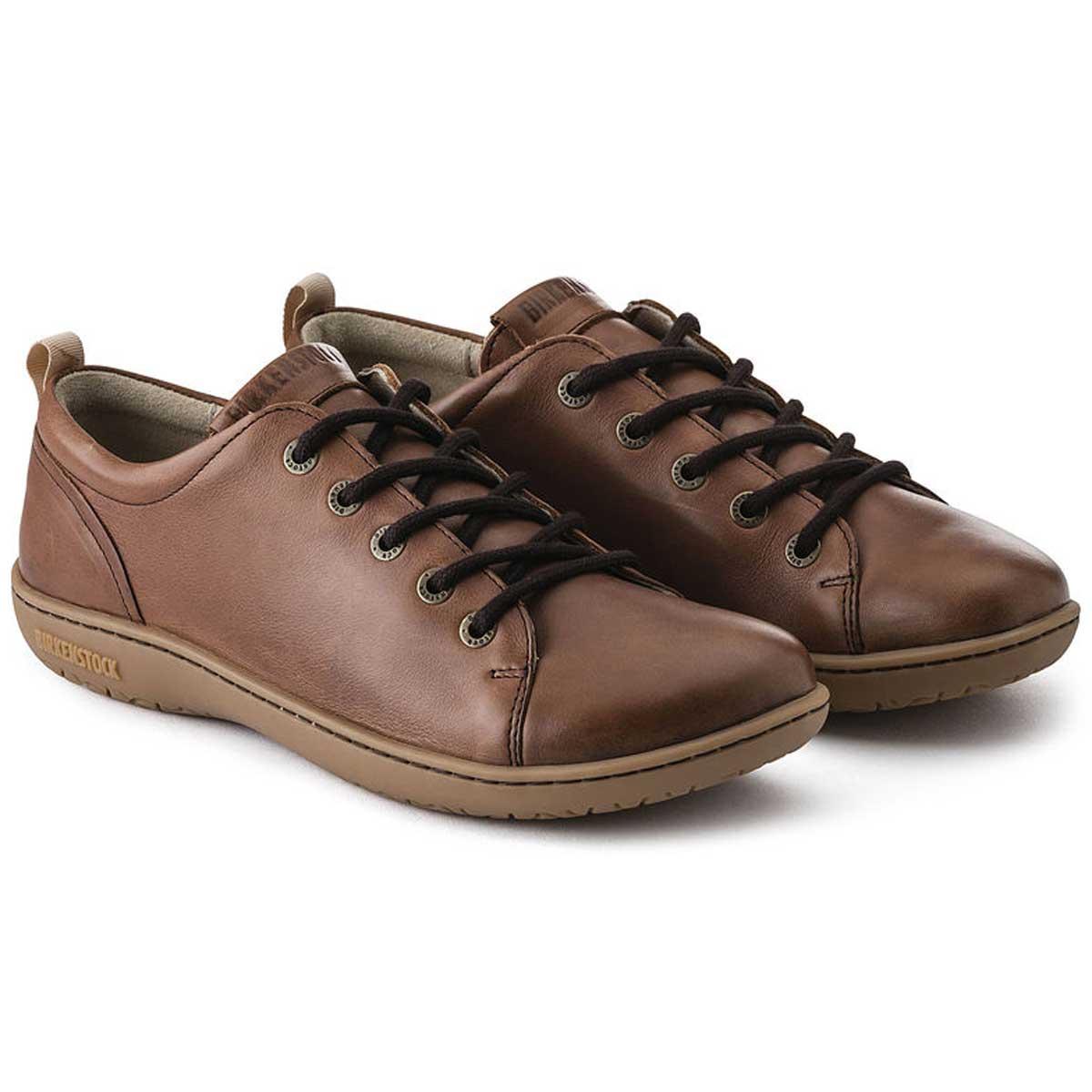 BIRKENSTOCK(ビルケンシュトック)ISLAY(アイラ)幅狭(ナローフィット)GC 1004662(ナチュラルレザー/ナッツ)ドイツ生まれの快適フットベッド(正規輸入品)「靴」, ケアショップ さくら b1d7c8c7