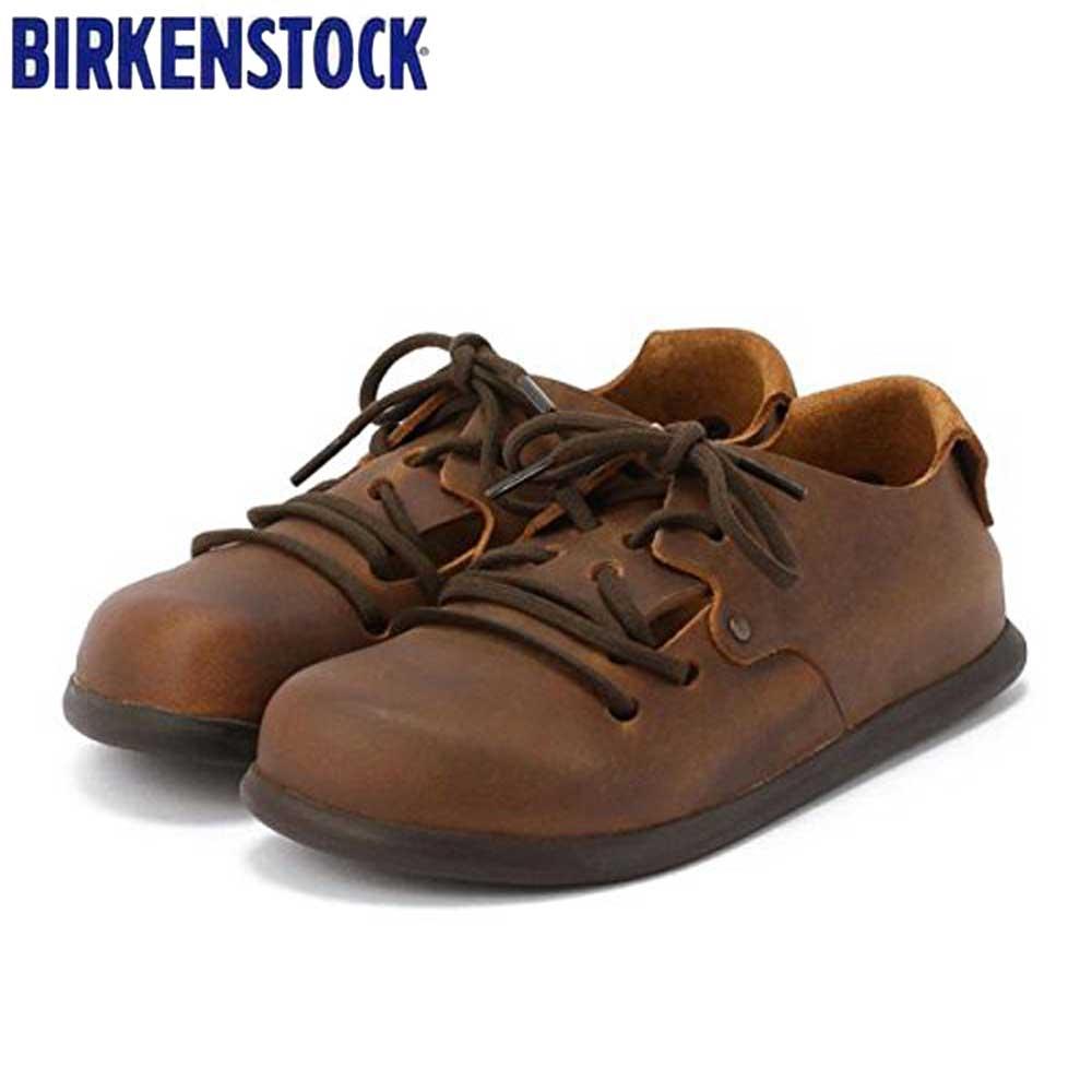 ビルケンシュトック BIRKENSTOCK MONTANA(モンタナ)ユニセックス GS 1004851(オイルドレザー/CUOIO) 「靴」