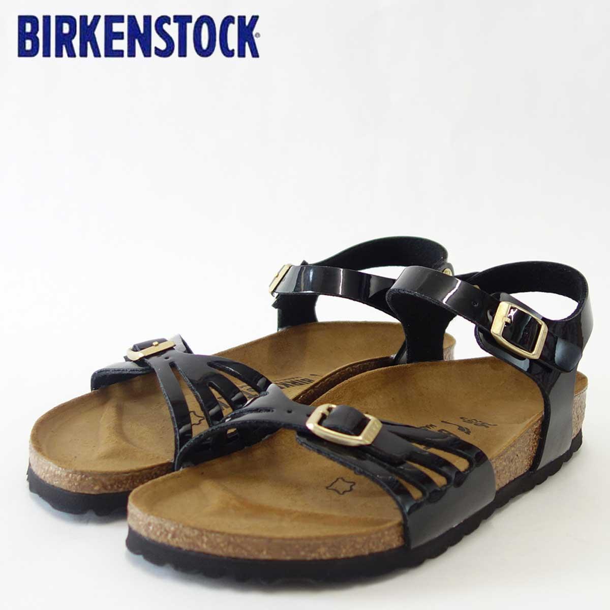 BIRKENSTOCK(ビルケンシュトック) Bali(バリ)GC 1006179(ビルコフローパテント/ブラック)ドイツ生まれの快適サンダル「靴」