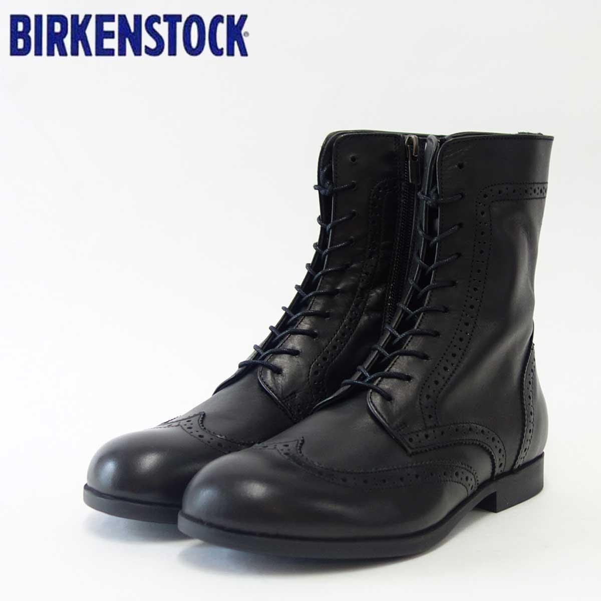 BIRKENSTOCK ビルケンシュトックLARAMIE(ララミー)レディース GS 1006900(天然皮革/ブラック)「靴」