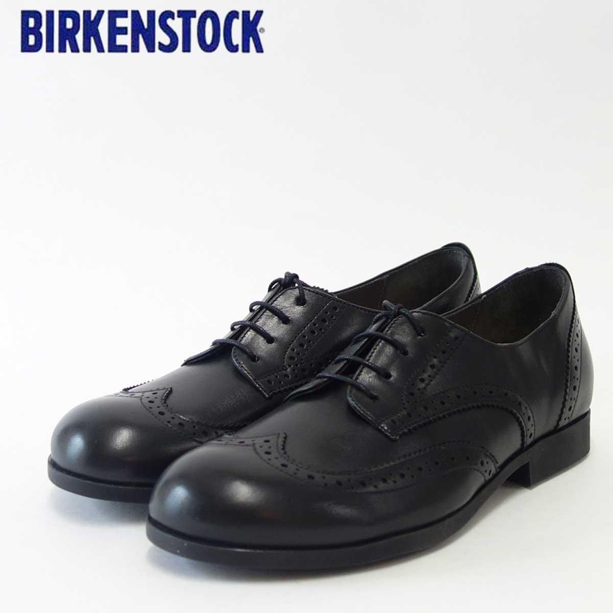 BIRKENSTOCK ビルケンシュトックLARAMIE LOW(ララミー ロー)レディース GS 1006908(天然皮革/ブラック)「靴」