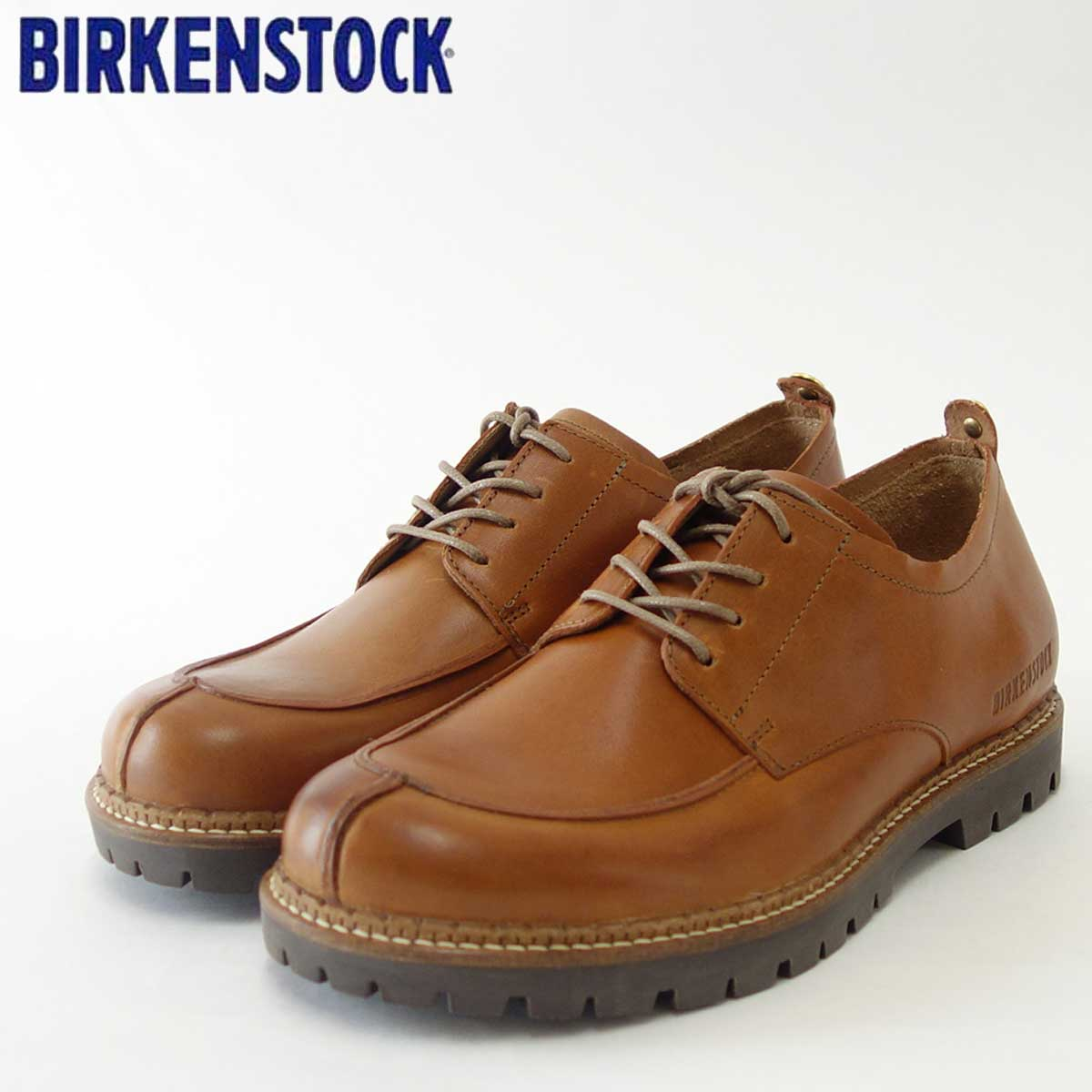 BIRKENSTOCK(ビルケンシュトック) TIMMINS(ティミンズ)メンズ 1006942(天然皮革/CUOIO)ヨーロッパ生まれの快適シューズ(正規輸入品)「靴」
