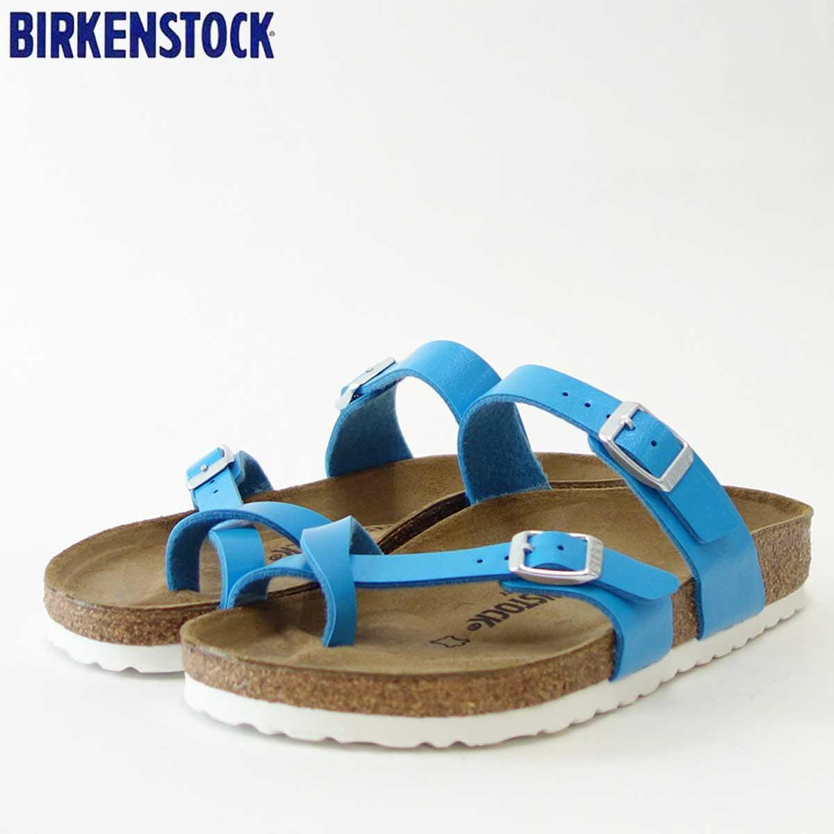 BIRKENSTOCK ビルケンシュトックMAYARI(マヤリ)オーシャンGC 1008842 (レギュラーフィット 幅広)ドイツ生まれの快適サンダル 「正規品」「靴」