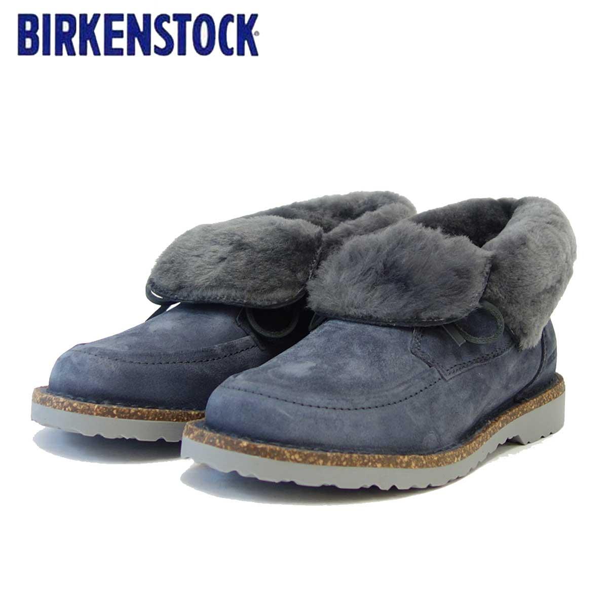 ビルケンシュトック BIRKENSTOCK BAKKI(バッキ)レディース GS 1012101(スエードレザー/Graphite) 「靴」