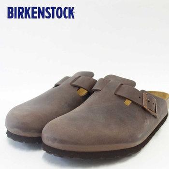 正規品 BIRKENSTOCK(ビルケンシュトック)Boston(ボストン)メンズGC 860131(オイルドレザー/ハバナ)ドイツ生まれの快適フットベッド(正規輸入品)「靴」