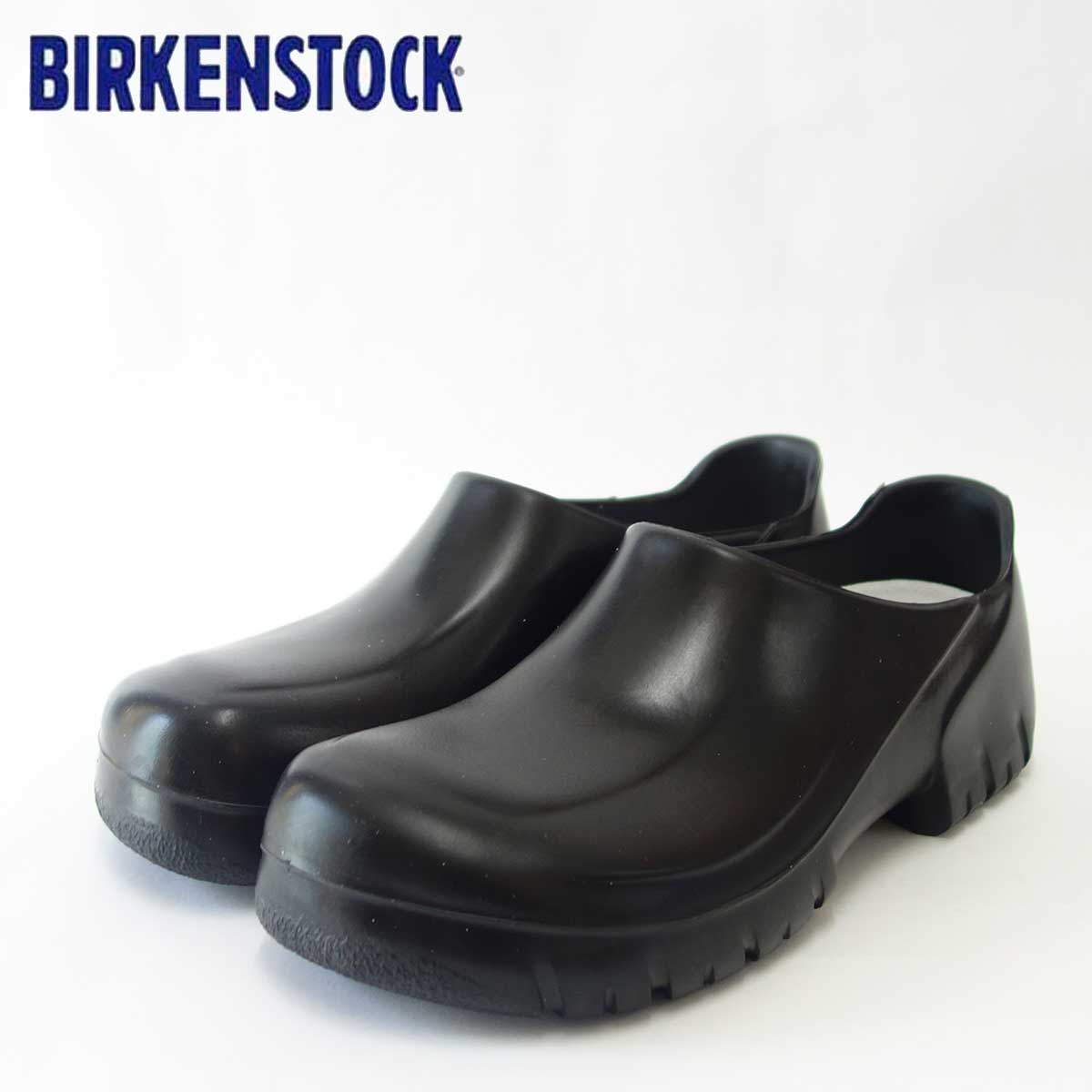BIRKENSTOCK ビルケンシュトック プロフェッショナル A 630 GP 010272 ブラック(ユニセックス)ドイツ製コルクフットベッド サボ「靴」サンダル 飲食店用