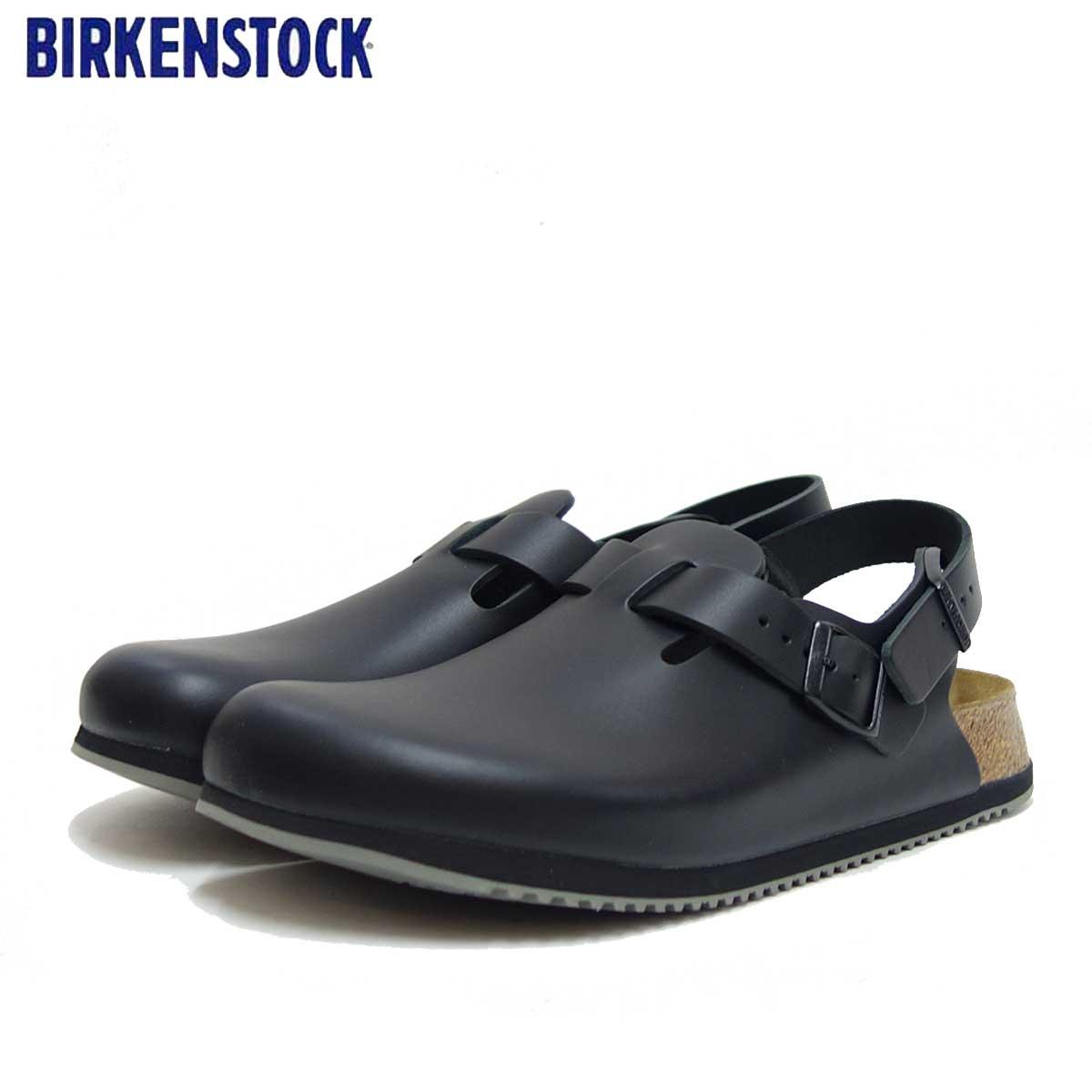 ビルケンシュトック BIRKENSTOCK プロフェッショナル TOKIO BS(トキオ)0061194 ブラック(メンズ サンダル) 「靴 」
