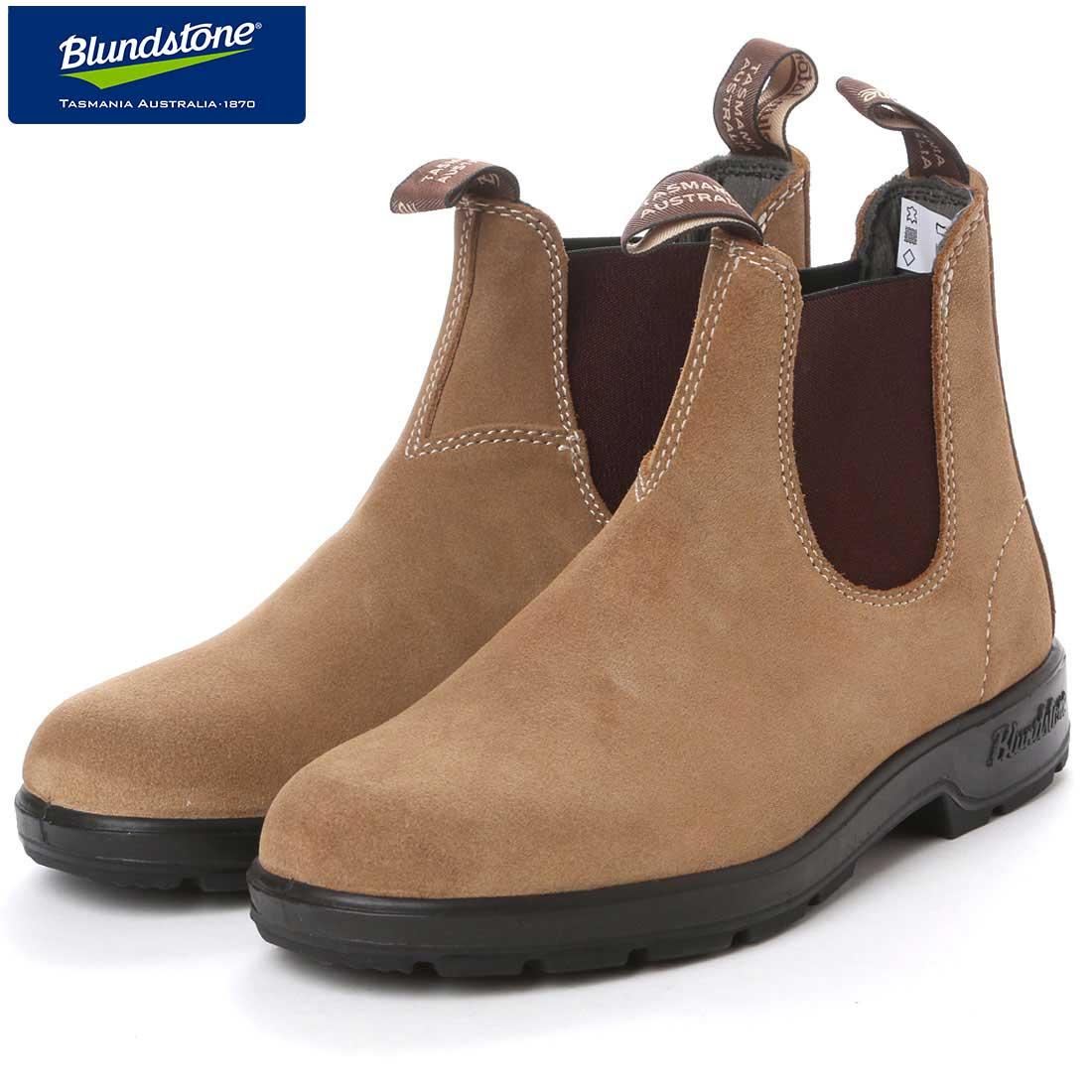 ブランドストーン Blundstone BS1456 223 (ユニセックス) サンド(スエード) 「靴」