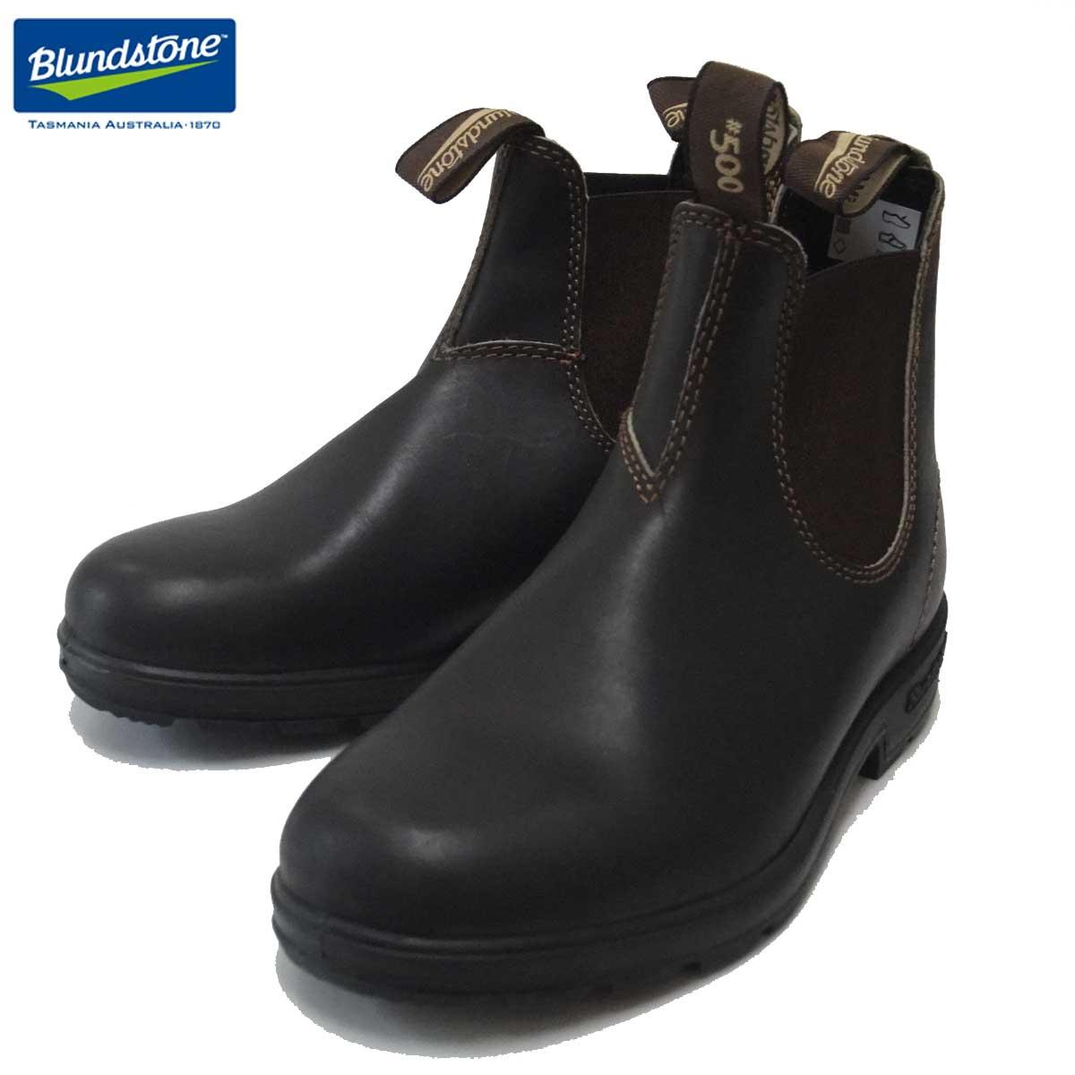 ブランドストーン Blundstone BS500 050 スタウトブラウン(ユニセックス) 「靴」