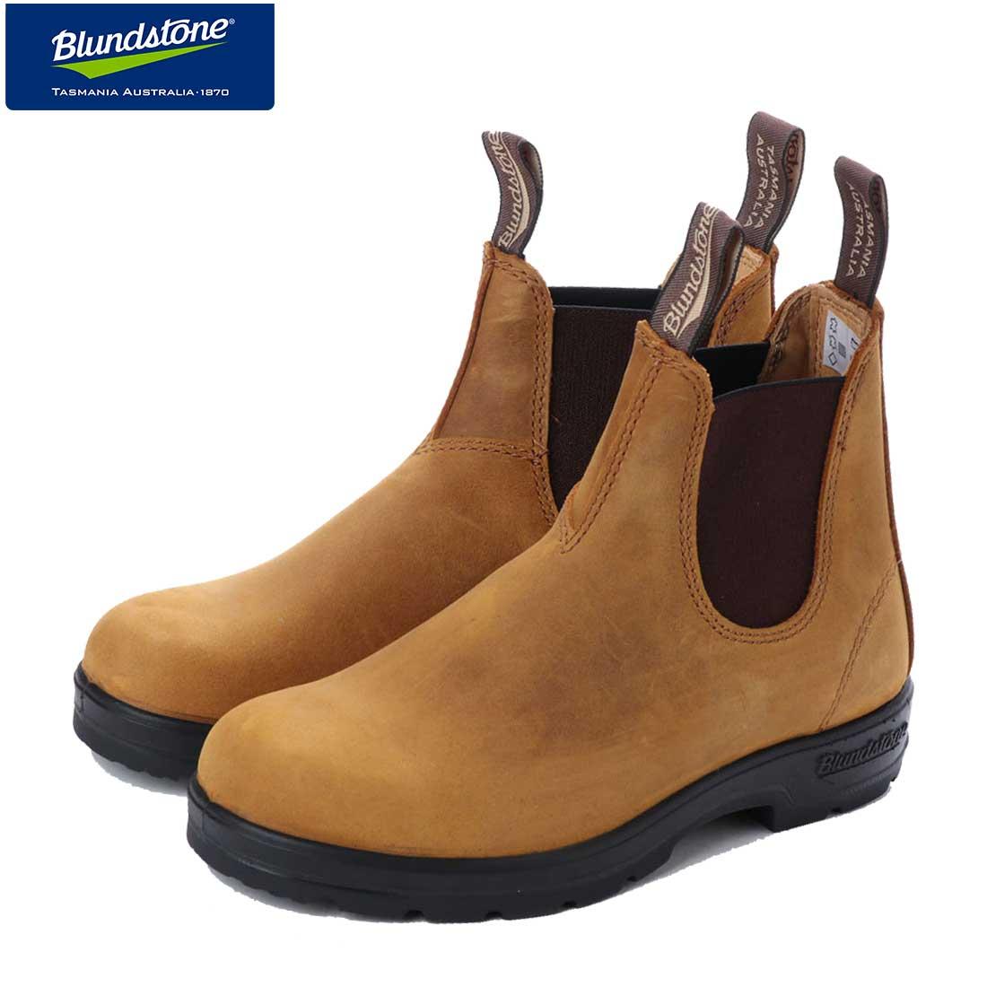 ブランドストーン Blundstone BS561 680 (ユニセックス) クレイジーホース(オイルレザー) 「靴」