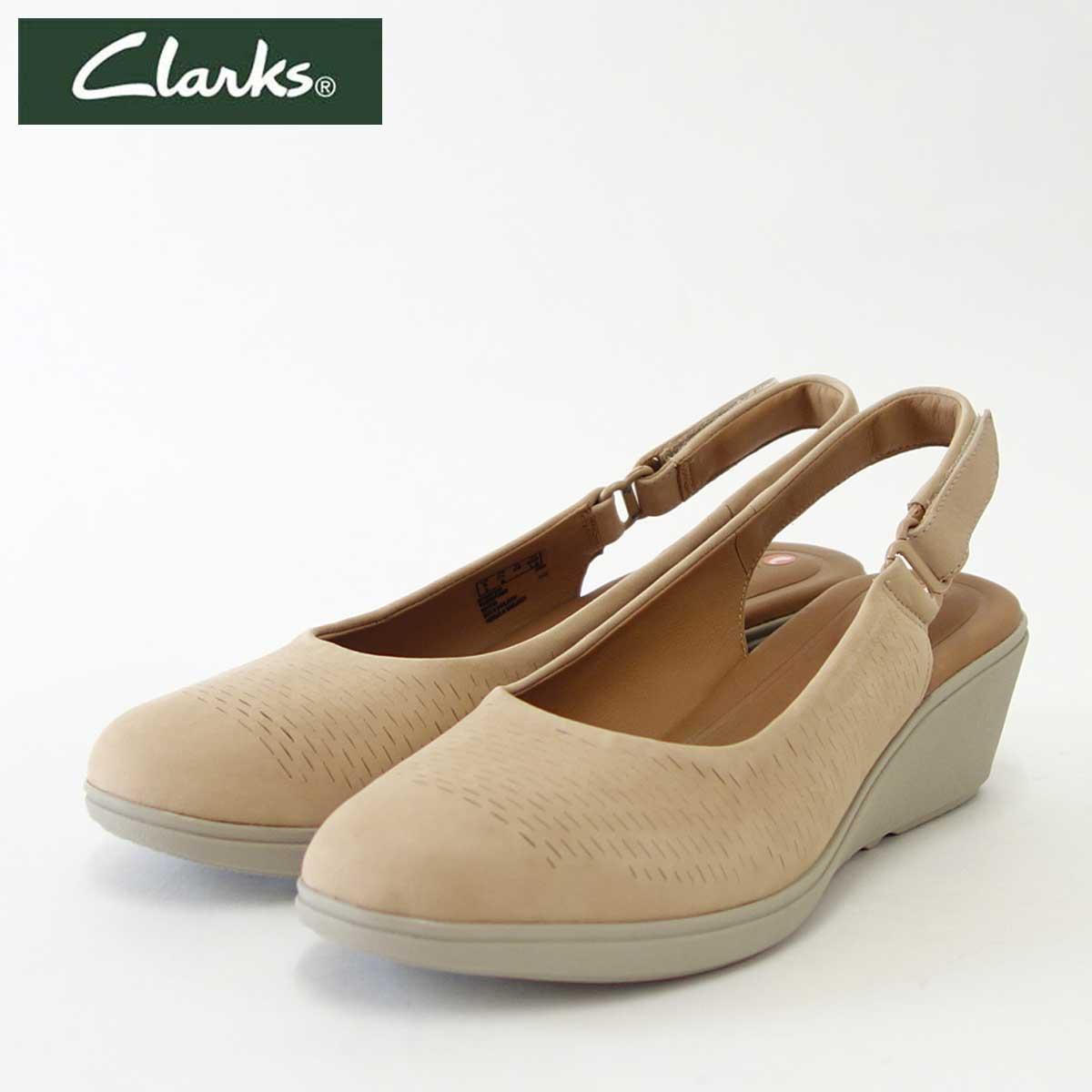 Clarks クラークス UnTallara Raeアンタララリー(レディース)サンドヌバック 26132381 「靴」
