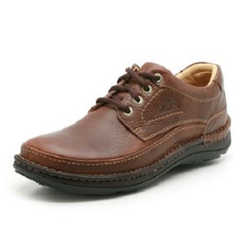 a58f9fc5f8be24 Adult casual shoes (comfortable cushion) Clarks (genuine) Nature Three  nature three (men) 20339008 mahogany (full-grain leather) shoe