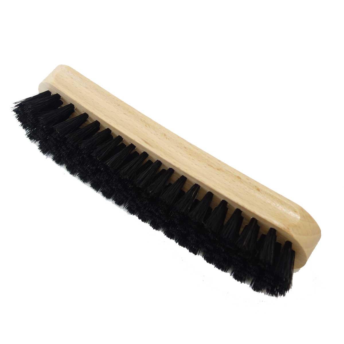 DASCO ダスコ ブリストルブラシ(ラージ)汚れ落としやクリーム伸ばし用の豚毛ブラシ