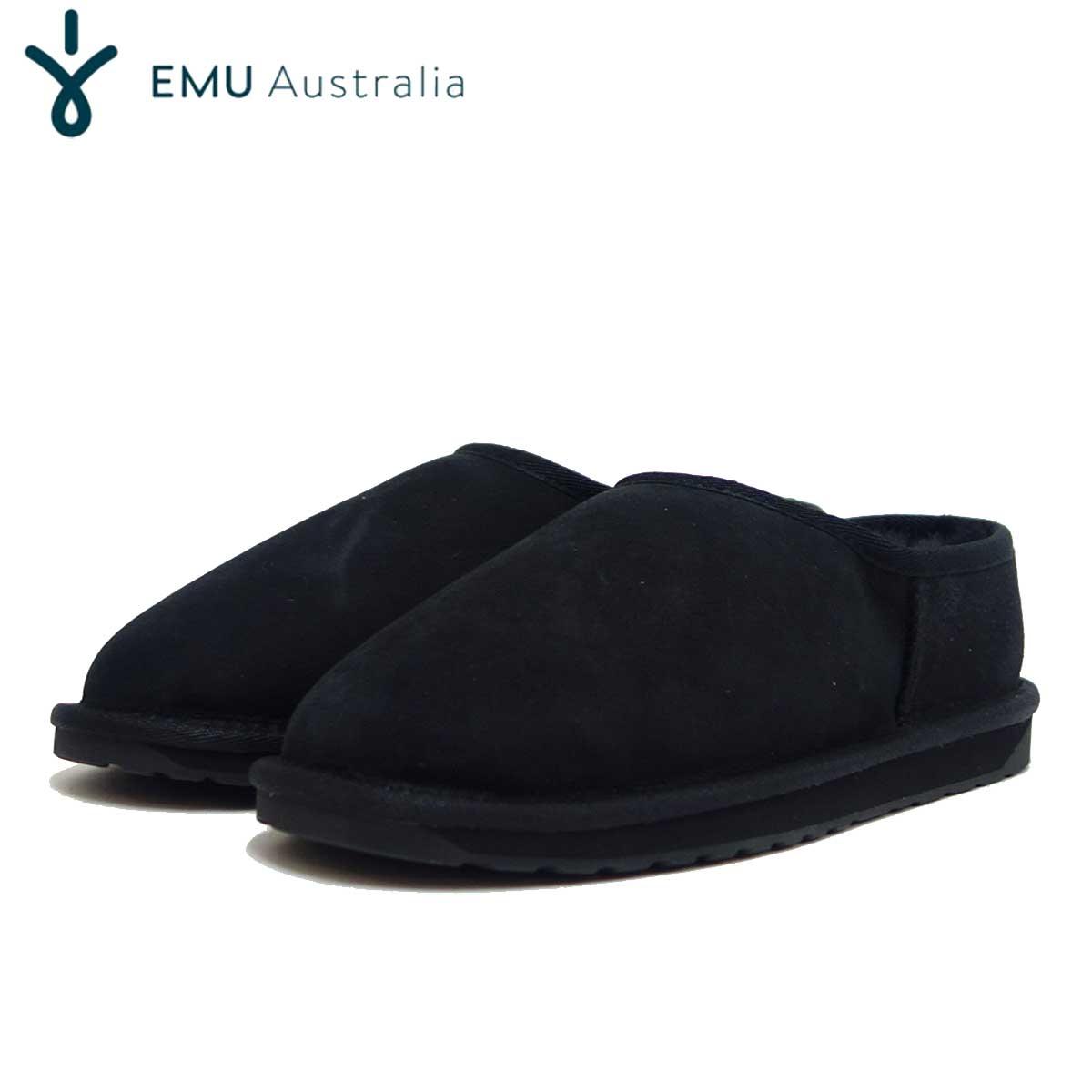エミュー EMU W 12024 Stlinger Pico スティンガーピコ(レディース) :ブラック 「靴」