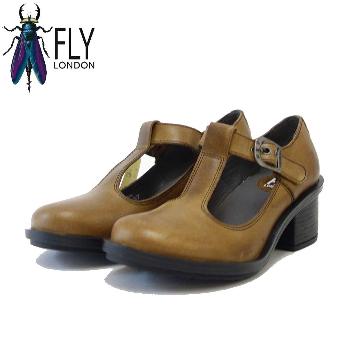 フライロンドン FLY LONDON YCADY180FLY 144180 キャメル 「靴」
