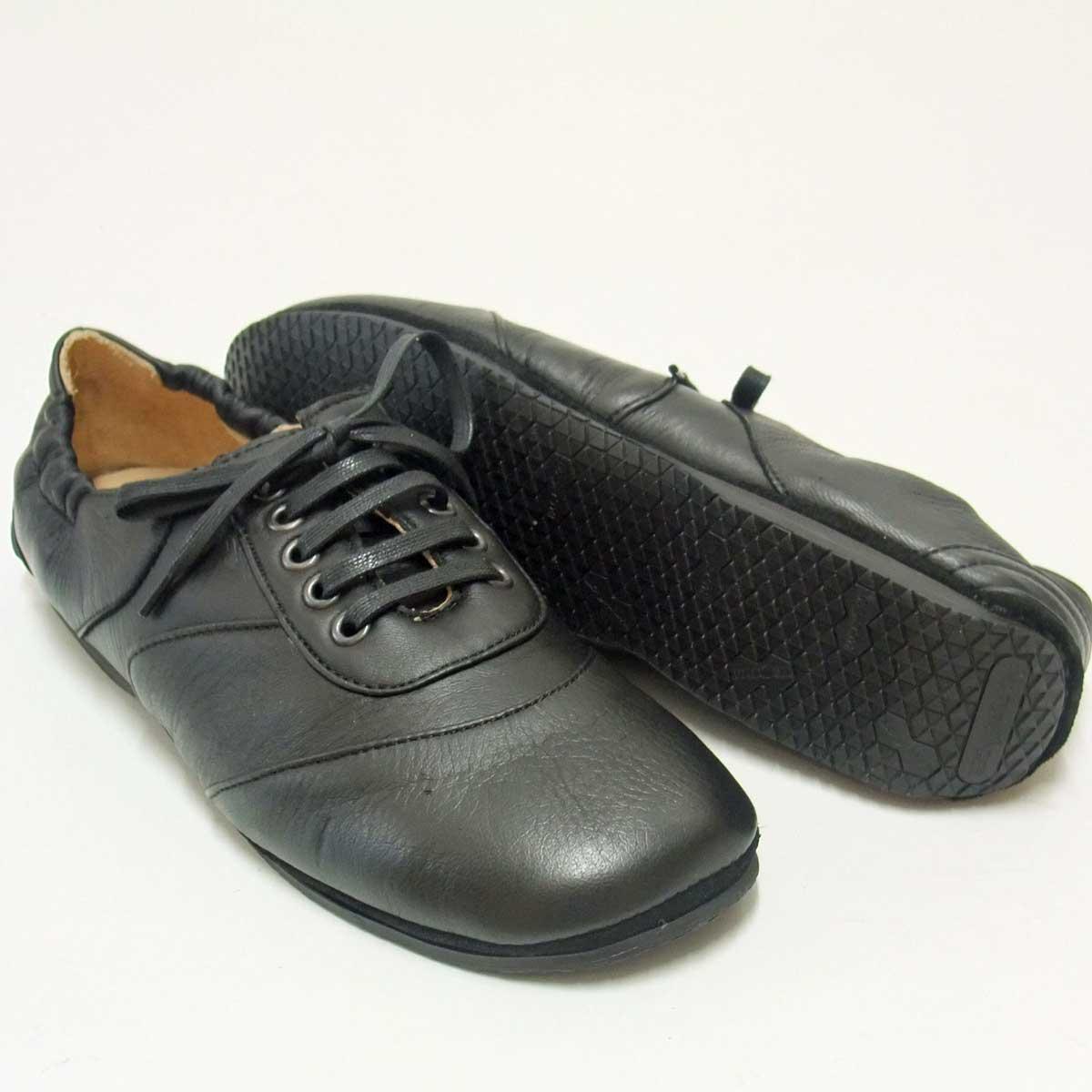 足をやさしく包み込む快適シューズHAFLINGER ハフリンガー 452002 ブラック(レディース)甲薄の方も安心シュータンパッド「靴」