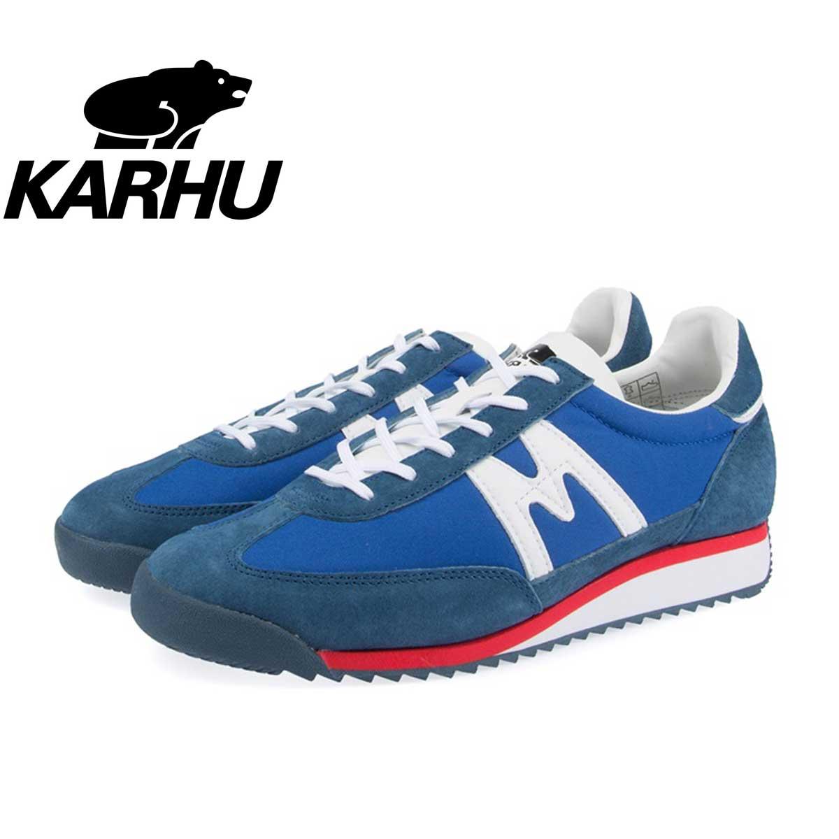 カルフ KARHU KH 805002 クラシックブルー/ホワイト(ユニセックス) CHAMPIONAIR 「靴」