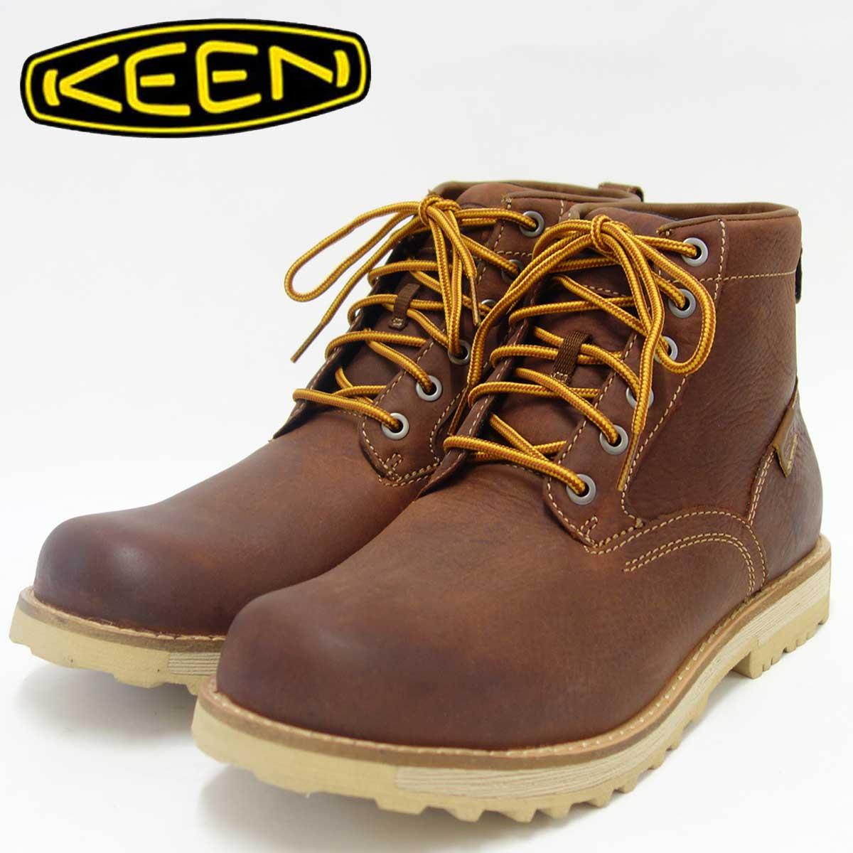 KEEN キーン The 59 ザ フィフティナイン 1014283(メンズ) カラー:Ginger Breadクラシックスタイルのアウトドアブーツ「靴」