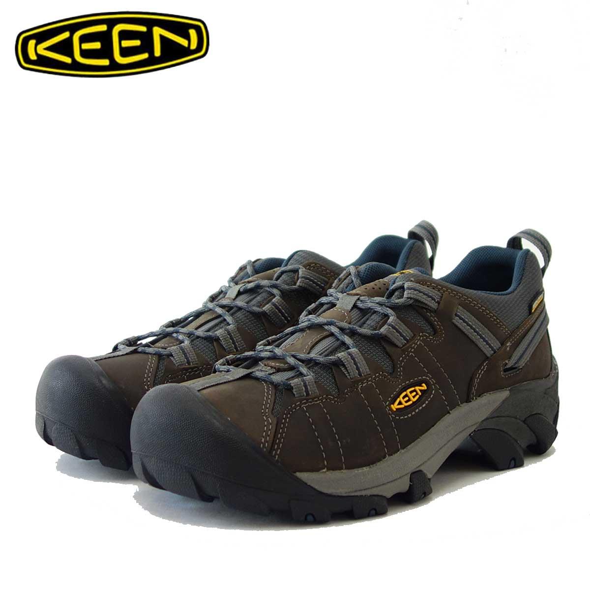 KEEN キーン JTARGHEE II ターギー2 WP 1002363(メンズ)カラー:Gargoyle / Midnight Navy「靴」