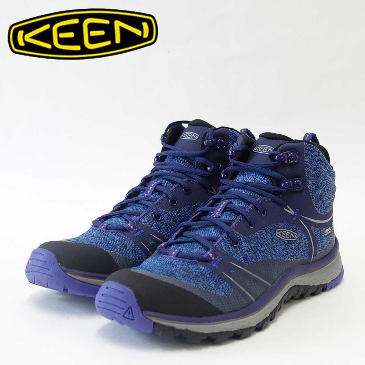KEEN キーン Terradora Mid WP 1016502 テラドーラ ミッド ウォータープルーフ(ウィメンズ)防水仕様、通気性抜群のアウトドアフィットネスシューズカラー: Astral Aura/Liberty「靴」