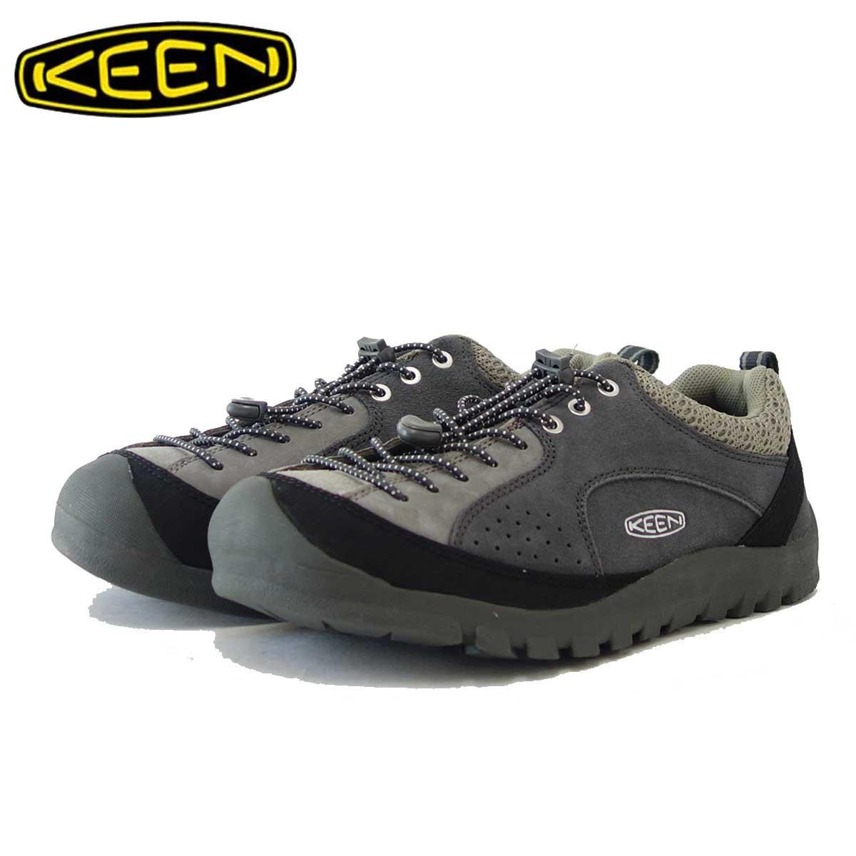 キーン KEEN ジャスパー ロックス エスピー 1018895 Asphalt/Moon Mist(メンズ) JASPER ROCKS SP 「靴」