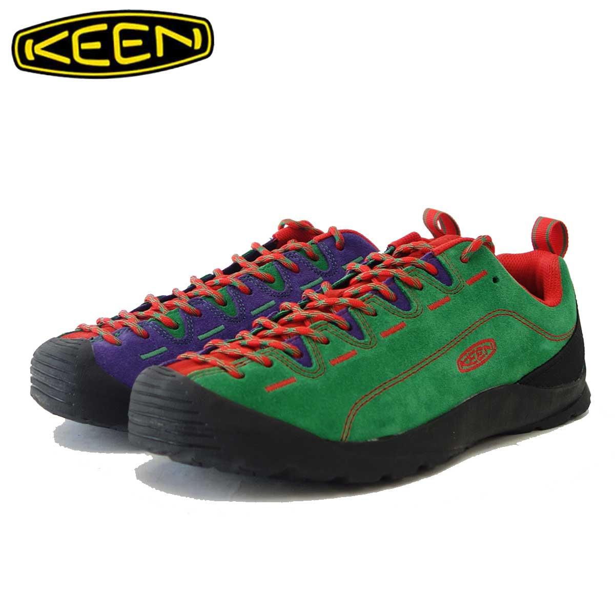 キーン KEEN JASPER ジャスパー 1019466(メンズ)カラー:Green/Red/Purple