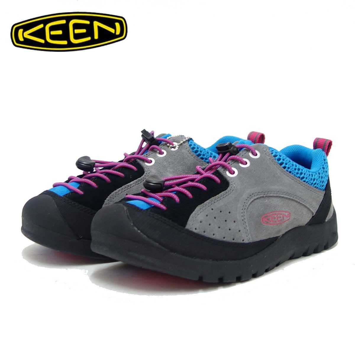 キーン KEEN ジャスパー ロックス エスピー 1019871 Quiet Shade/Dina Blue(レディース) JASPER ROCKS SP 「靴」