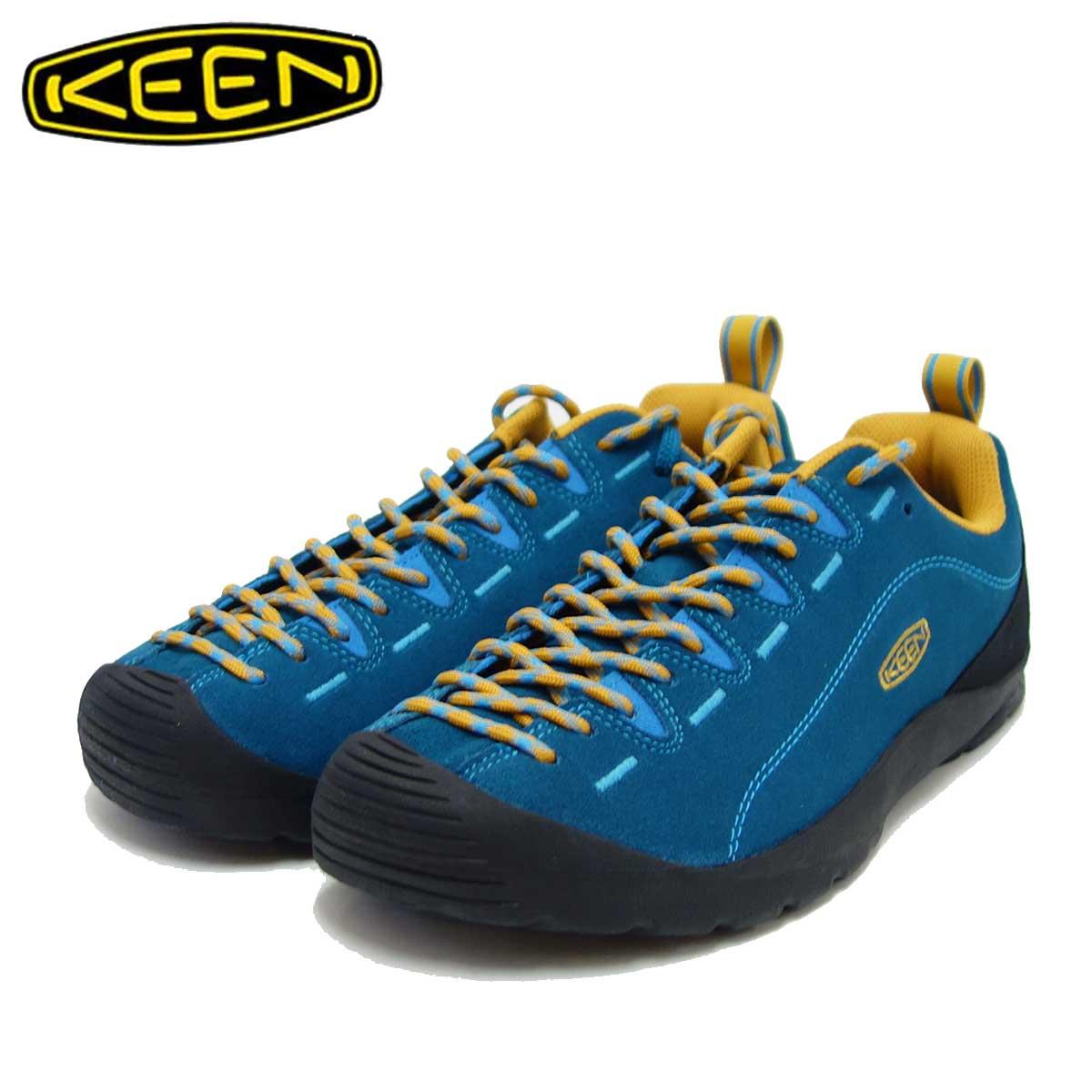 KEEN キーン JASPER ジャスパー 1020330(レディース)カラー:Corsair / Sunflower 「靴」