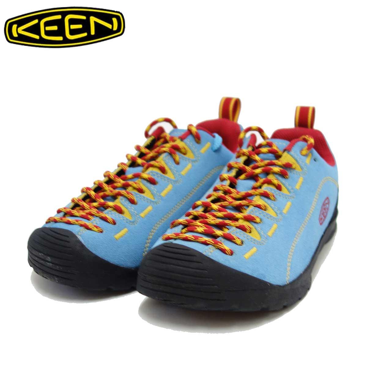 キーン KEEN JASPER ジャスパー 1020303(メンズ)カラー:Ethereal Blue / Lemon Chrome 「靴」