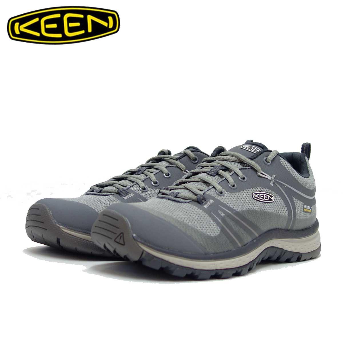 KEEN キーン Terradora WP 1021253 テラドーラ ウォータープルーフ(ウィメンズ) カラー:Steel Grey / Magnet 「靴」