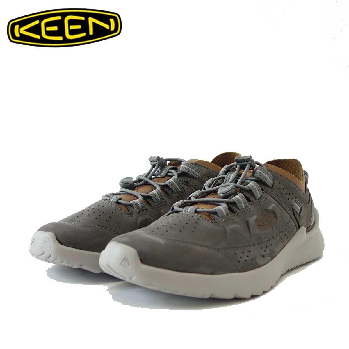 無料発送 KEEN キーン HIGHLAND ハイランド 1023142(メンズ)カラー:Steel Grey / Drizzle「靴」, マキノ 52b61e08
