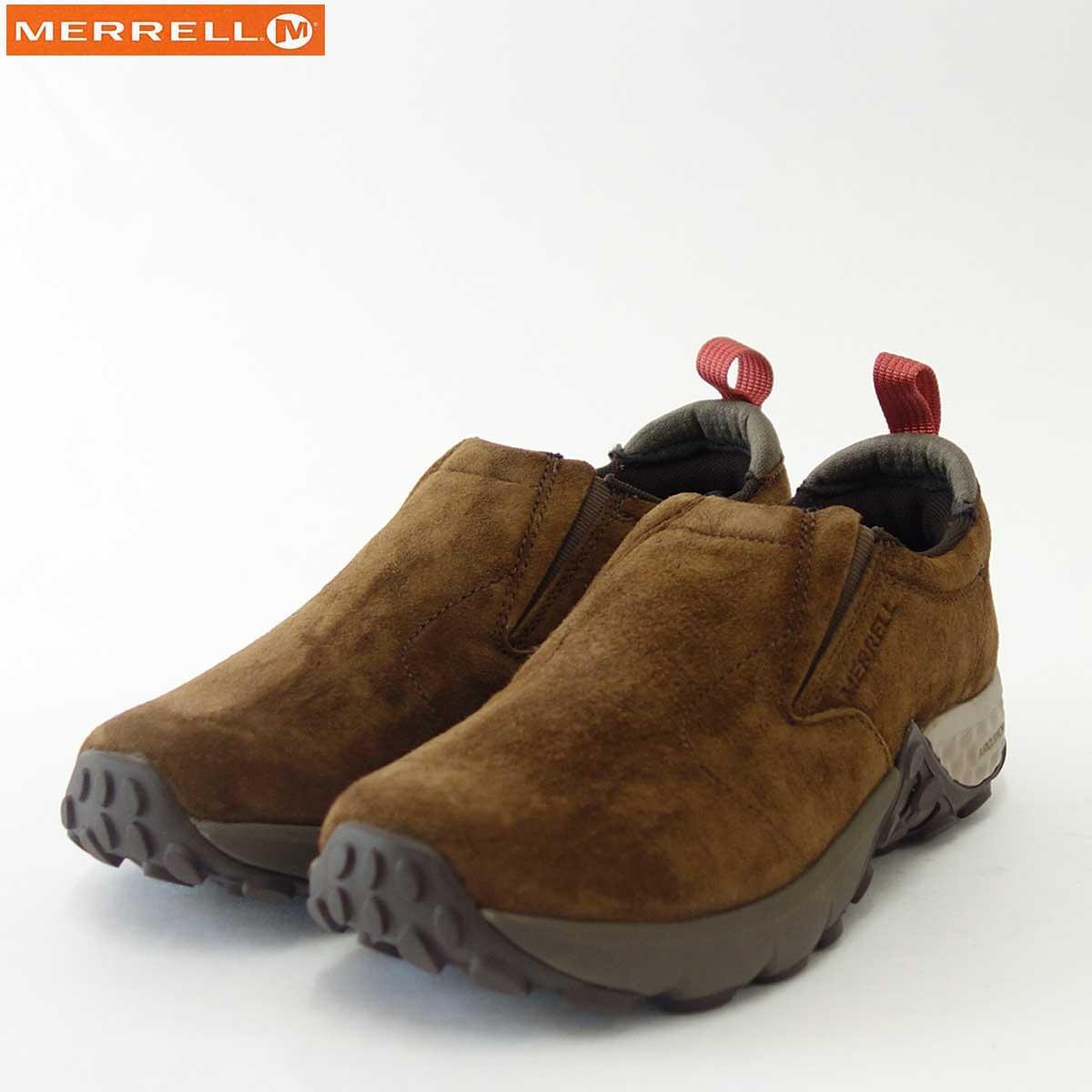 MERRELL メレル JUNGLE MOC AC+ 45748 DARK EARTH(ダークアース)(レディース)ジャングルモック エアークッションプラス「靴」