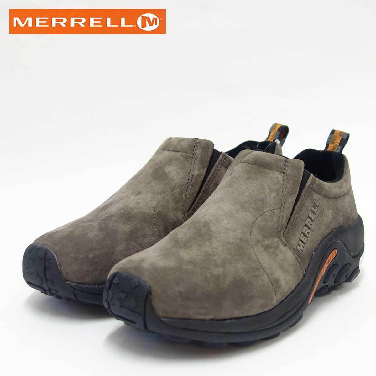 MERRELL メレル ジャングルモックJungle MocGunsmoke(メンズ)60787エアークッションで快適ウォーク「靴」